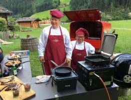 Grillmeister Berni und....