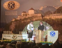 Zillertaler Kiwanier beim Patenclub KC Kufstein